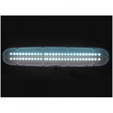 LED lempa ELEGANTE 801-S ZE su stovu, baltos sp. 5