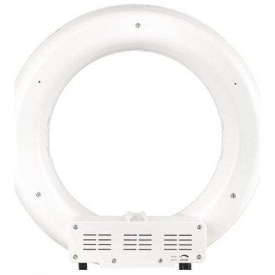 "Led lempa RING 12"" 35W su stovu 2"