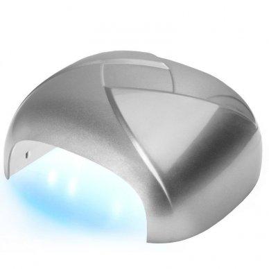 Lempa nagams UV DUAL LED 36W TWISTER, pilkos sp.