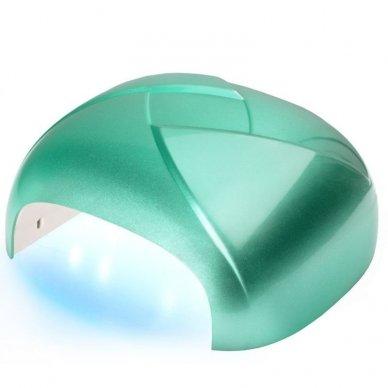 Lempa nagams UV DUAL LED 36W TWISTER, žalios sp.