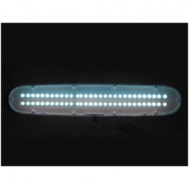 Lempa LED ELEGANTE 801-S Z STANDARD, baltos sp. 2