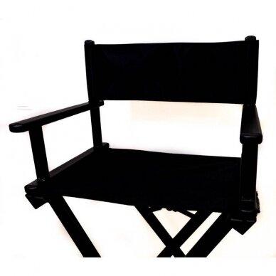 Makiažo kėdė Osom Professional Makeup Chaiк, juodos spю, sulankstoma 3