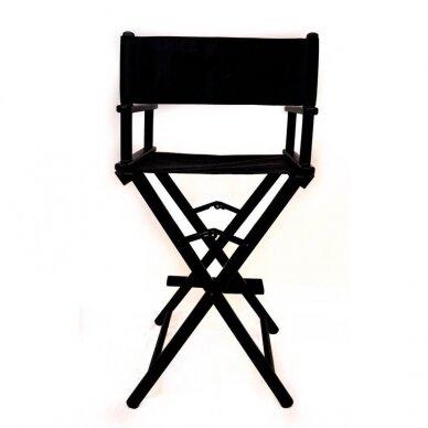 Makiažo kėdė Osom Professional Makeup Chaiк, juodos spю, sulankstoma 2