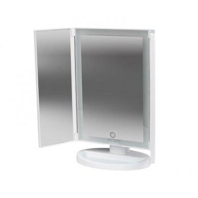 Makiažo veidrodėlis su apšvietimu MC41 4