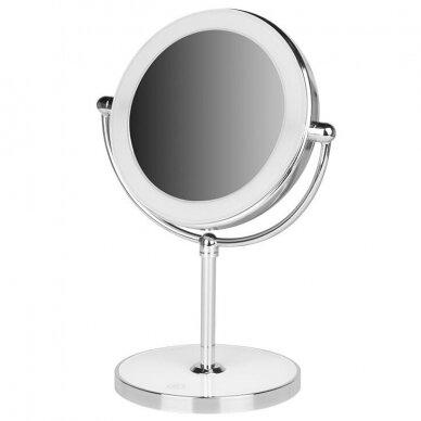 Makiažo veidrodėlis su apšvietimu MC60