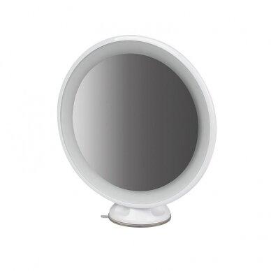 Makiažo veidrodėlis su apšvietimu MC65 2