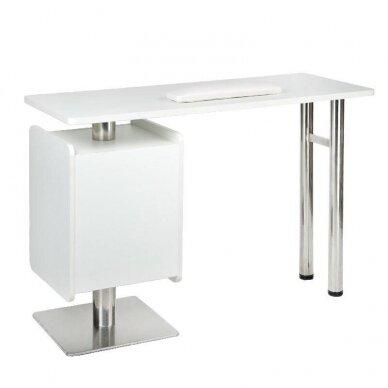 Manikiūro stalas BD-3465, baltos sp. 3