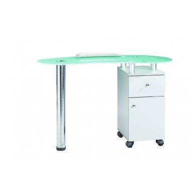 Manikiūro stalas su spintele