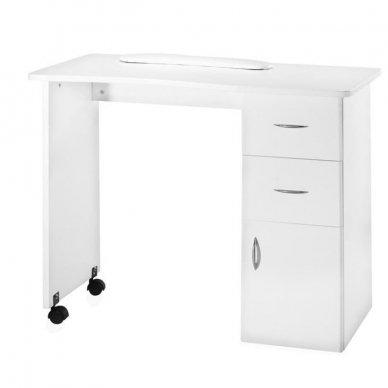 Manikiūro stalas WOOD 011C