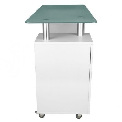 Manikiūros stalas GLASS 317 3