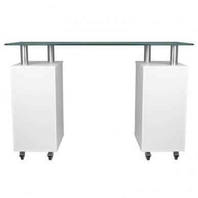Manikiūros stalas GLASS 317 4