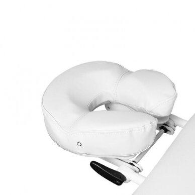 Masažo lova AZZURRO 838A, 4 varikliai, su šildymo funkcija, baltos sp. 3