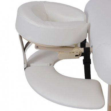 Masažo lova Weelko Caphi, 4 dalių, baltos sp. 3