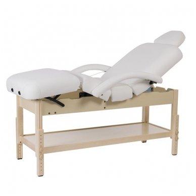 Masažo, SPA lova Weelko Brachi, 4 dalių, baltos sp.