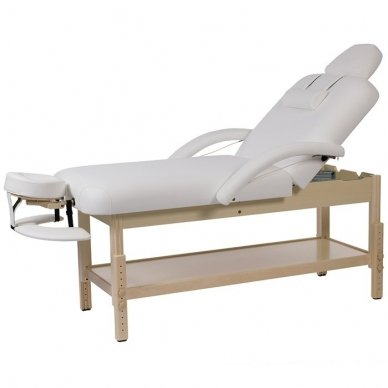 Masažo, SPA lova Weelko LONG, 2 dalių, baltos sp. 5