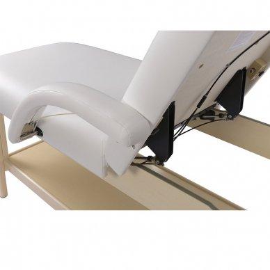 Masažo, SPA lova Weelko LONG, 2 dalių,rudos sp. bazė 3