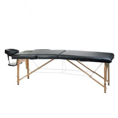 Masažo stalas BS-523, juodos sp. 2