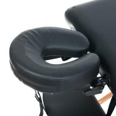 Masažo stalas BS-523, juodos sp. 4