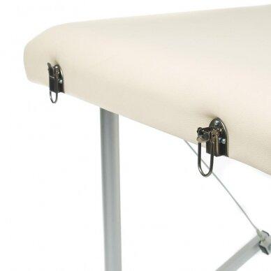Masažo stalas BS-723, kreminės sp. 9