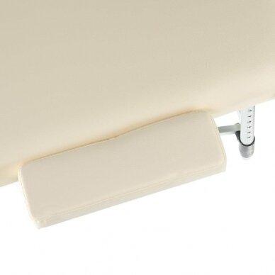 Masažo stalas BS-723, kreminės sp. 8