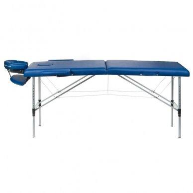 Masažo stalas BS-723, mėlynos sp. 2