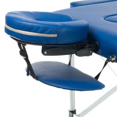 Masažo stalas BS-723, mėlynos sp. 4