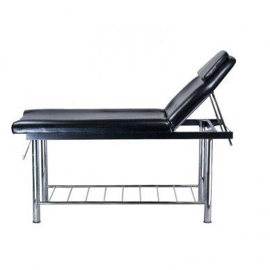 Masažo stalas BW-260, juodos sp. 2