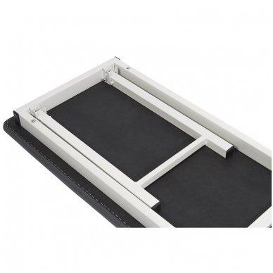 Masažo, terapijos stalas Weelko Soma, juodos sp. 2
