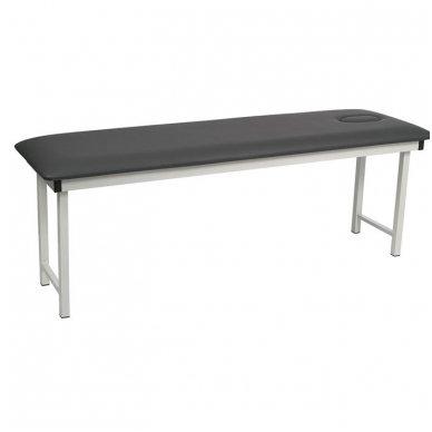 Masažo, terapijos stalas Weelko Soma, juodos sp.