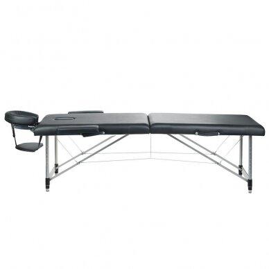 Masažom stalas BS-723, juodos sp.