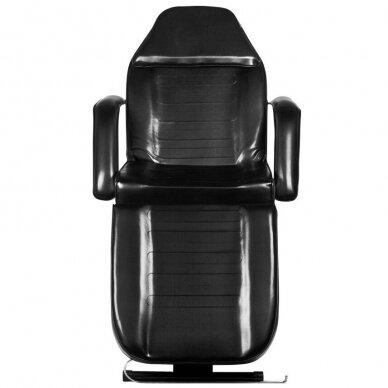 Mechaninis kosmetologinis krėslas BASIC 202, juodos sp. 6