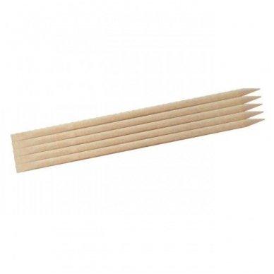 Medinės manikiūro lazdelės, 120mm, 5vnt
