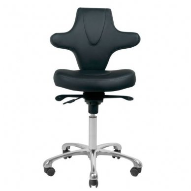 Meistro kėdė AZZURRO SPECIAL 052, juodos sp. 5