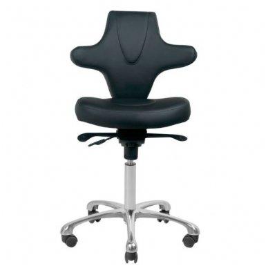 Meistro kėdė AZZURRO SPECIAL 052, juodos sp.