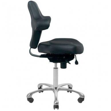 Meistro kėdė AZZURRO SPECIAL 052, juodos sp. 3