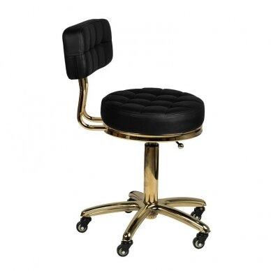 Meistro kėdė GOLD AM-961, juodos sp. 4