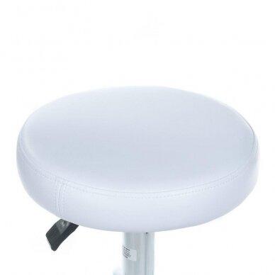 Meistro kėdutė BD-9920, baltos sp. 2