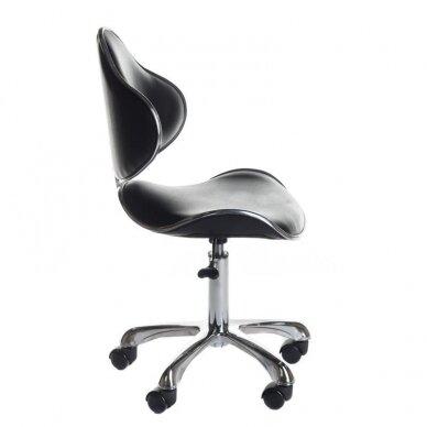 Meistro kėdutė BD-9933, juodos sp. 2