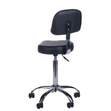 Meistro kėdutė BH-7268, juodos sp. 4