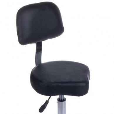 Meistro kėdutė BH-7268, juodos sp. 2