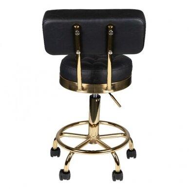Meistro kėdutė BLACK & GOLD 3