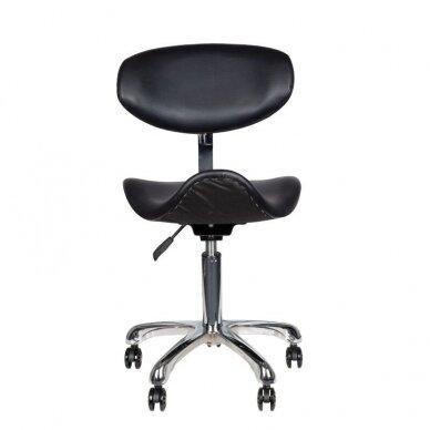 Meistro kėdutė1637, juodos sp. 2