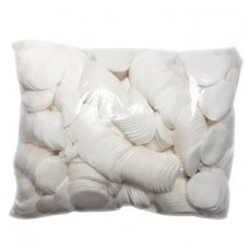 Minkštos medvilninės servetėlės, apvalios, 250g.(vatos diskeliai)