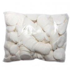 Minkštos medvilninės servetėlės, apvalios, 250g