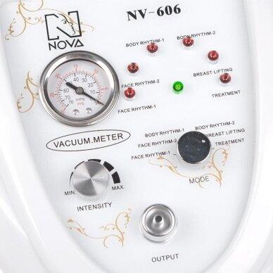 Mikrodermabrazijos/masažo aparatas 2 in 1, BN-606 2