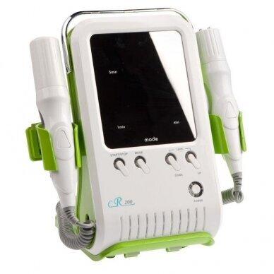 Mini radio dažnio apartas, BN-CR200