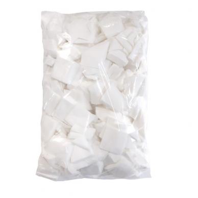 Minkštos kosmetinės servetėlės 400g., kvadratinės