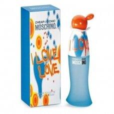 Moschino I Love Love EDT kvepalai moterims, 50ml