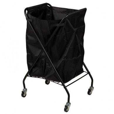 Mobilus salono krepšys, juodos sp.