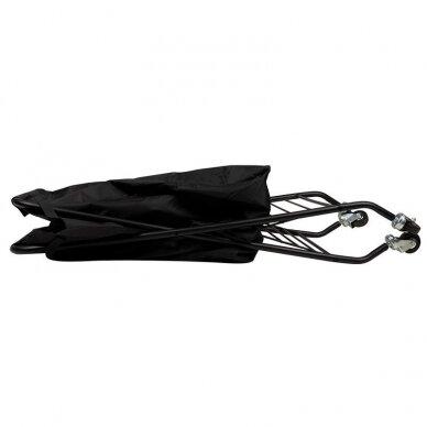 Mobilus salono krepšys, juodos sp. 2